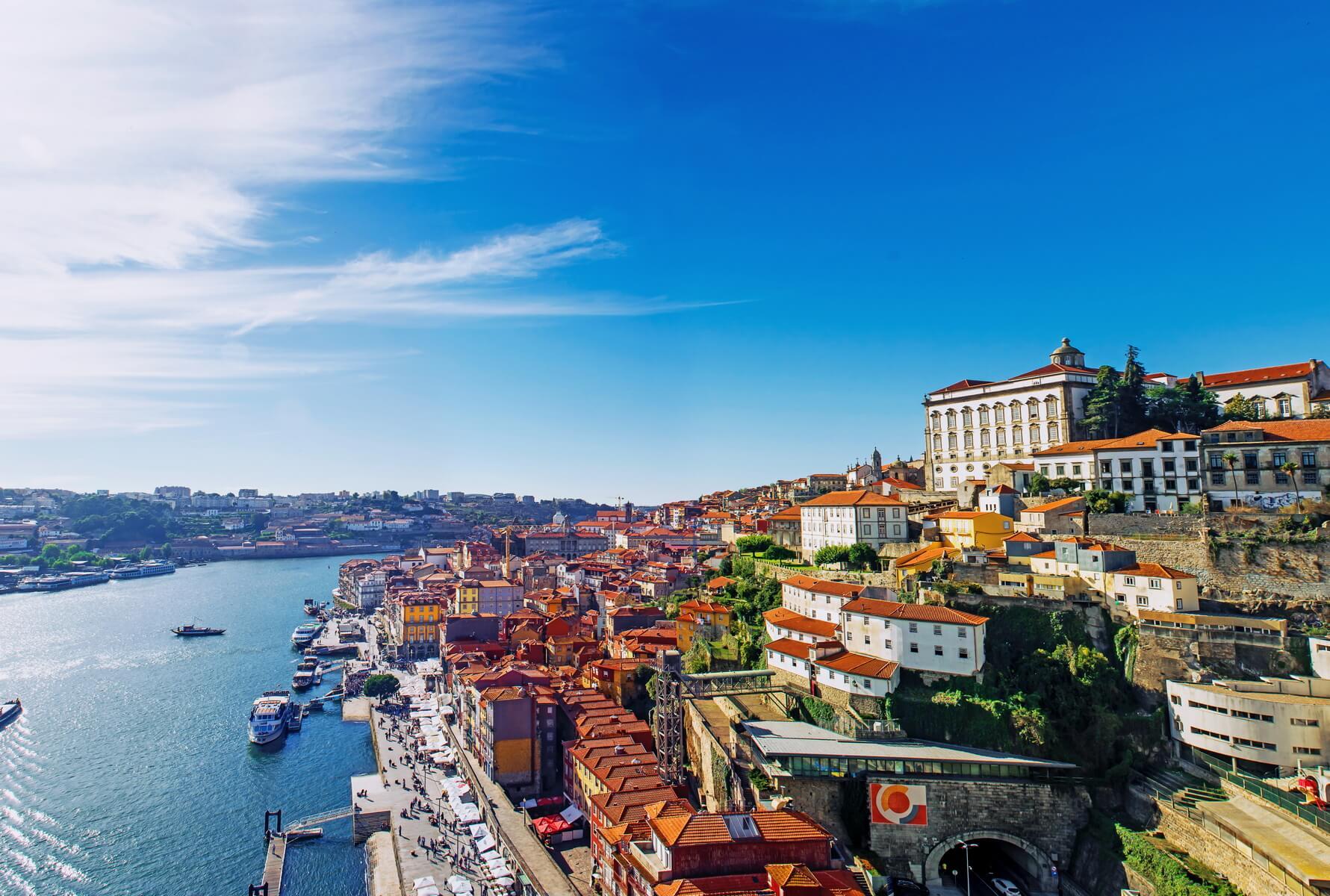 البرتغال البلد الجميل في أوروبا