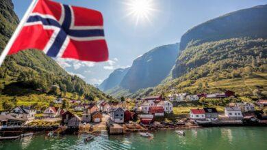 صورة جزر لوفوتين / النرويج  – Norway