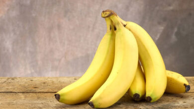 صورة الموز اللذيذ وفوائده الرائعة
