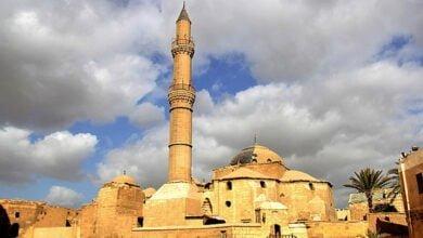 صورة المسجد العثماني الأول / سليمان باشا الخادم