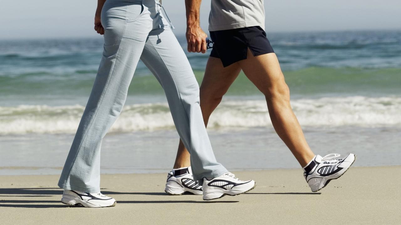 الفوائد العظيمة لرياضة المشي
