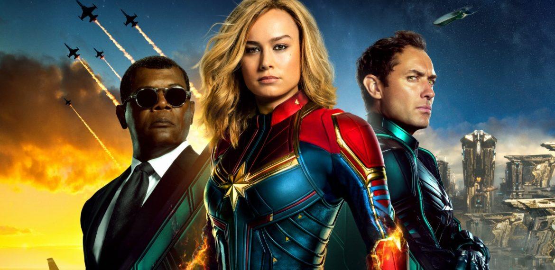 فيلم كابتن مارفل Captain Marvel 2019