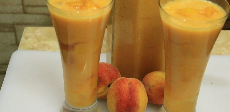 عصير الخوخ وفوائده لجسم الإنسان