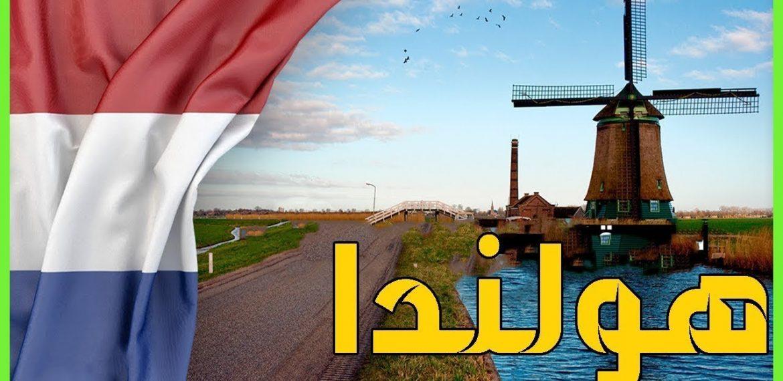 هولندا بلد الطواحين