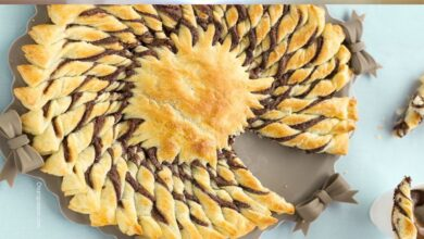 صورة فطائر عباد الشمس