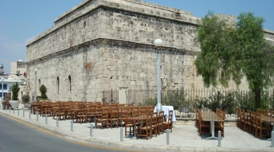 أشهر الآثار في مدينة ليماسول في قبرص