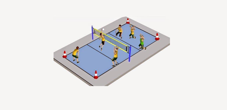 ما هي مقاسات ملعب كرة اليد ماكتيوبس معلومات عامة عن ملعب كرة اليد