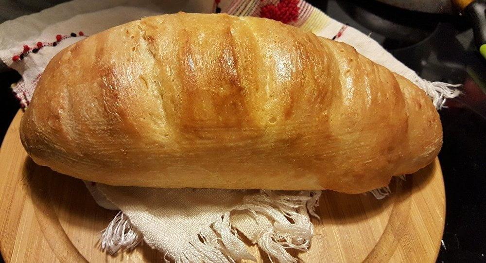 ما هي مكونات الخبز