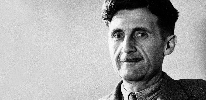 صورة من هو جورج أورويل George Orwell