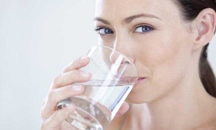 لابد أن تشرب المياه قبل النوم