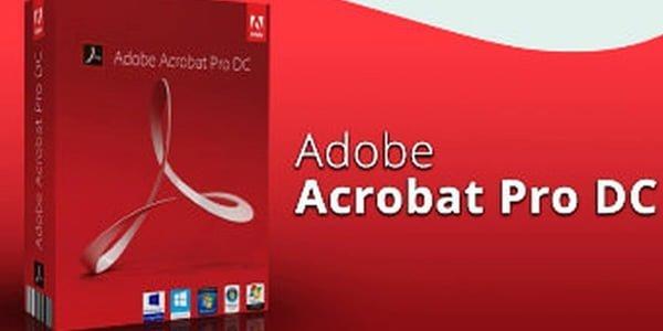 تحميل Adobe Acrobat Pro DC 2019