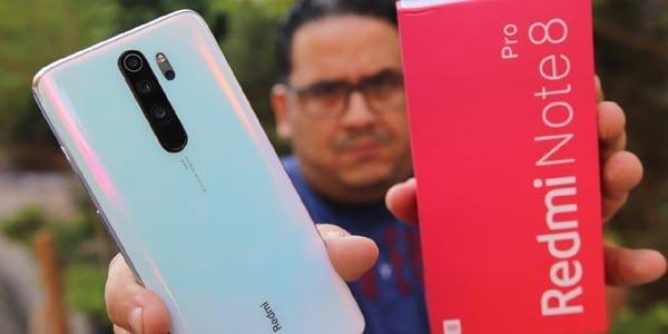 محمد النواوي Xiaomi redmi note 8 pro