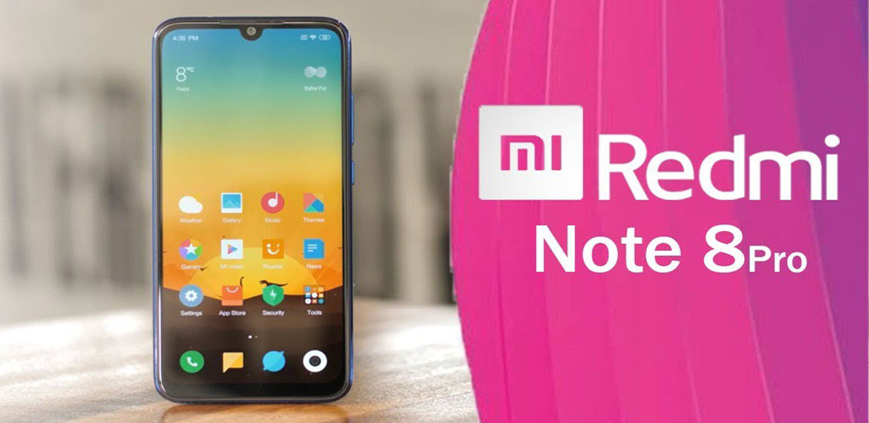 صورة مراجعة جهاز Xiaomi redmi note 8 pro