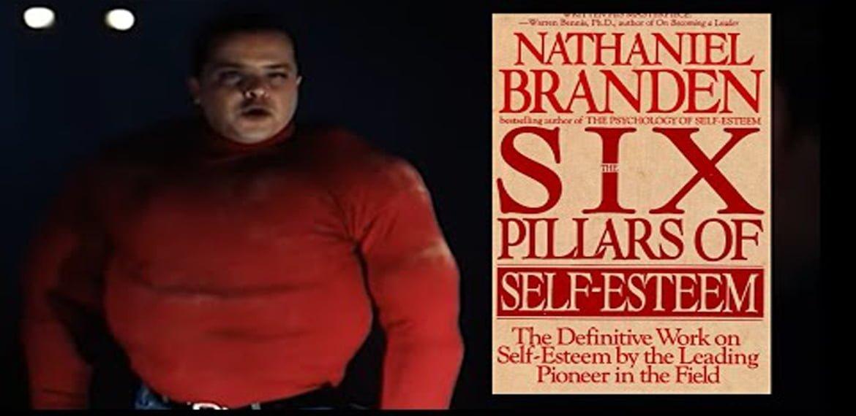 صورة ملخص كتاب الأركان الثقة بالنفس الستة للكاتب ناثانيال براندون