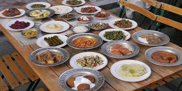 10 أطباق طعام هي الأشهى في سوريا