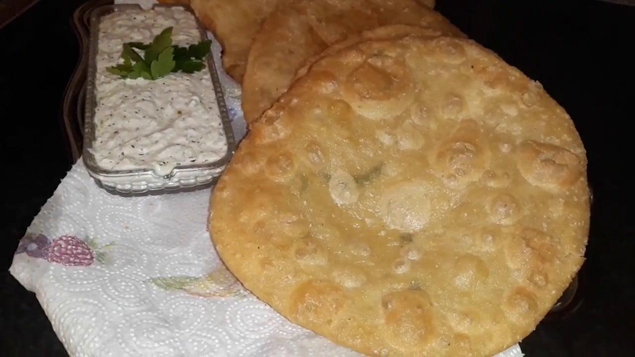 الخبز الهندي Indian bread