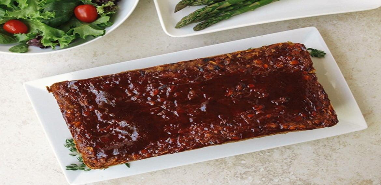 صورة طريقة تحضير رغيف لحم العدس النباتي