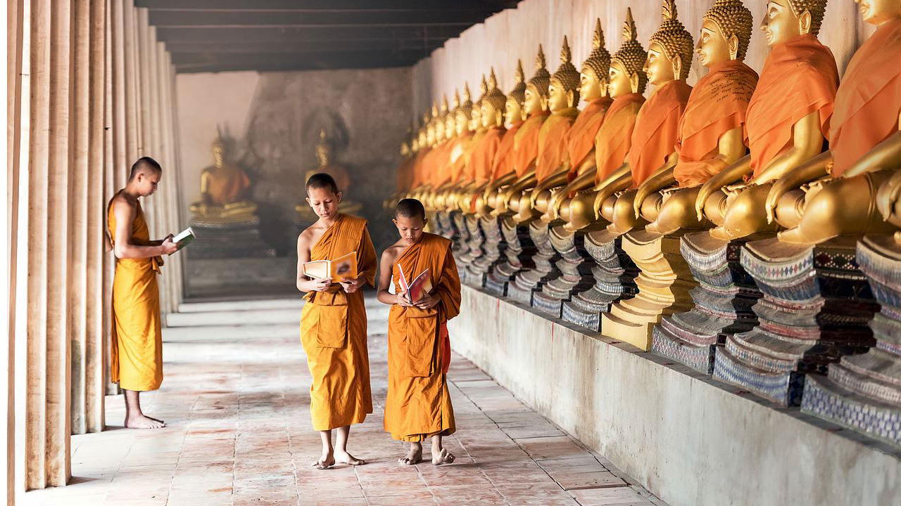 صورة ما هي البوذية وما هي تعاليمها