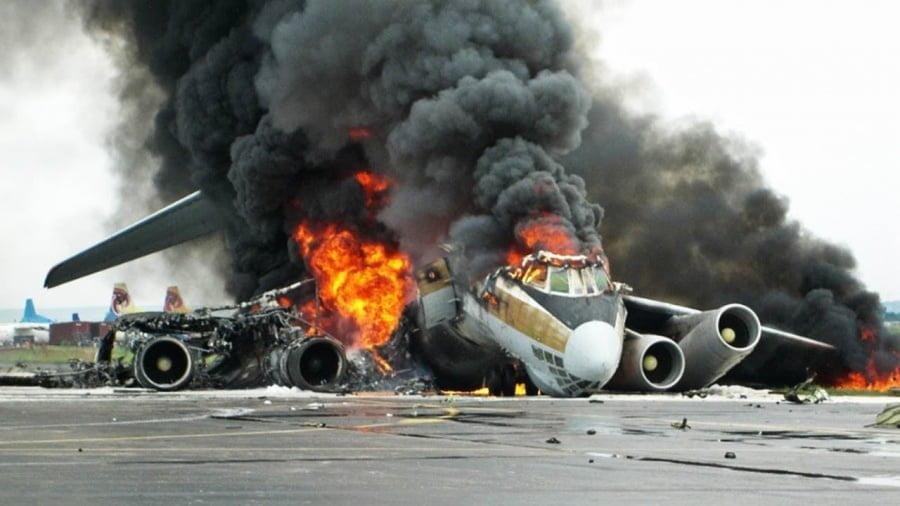 إحصائيات عن حوادث الطيران
