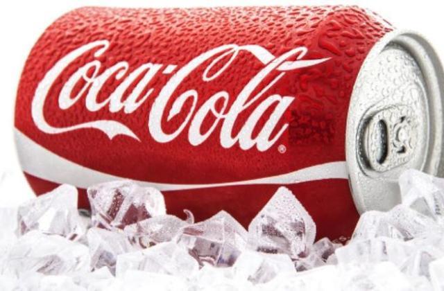 شعار شركة كوكاكولا
