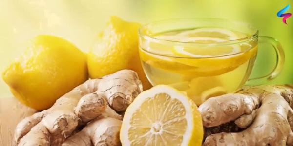 فوائد الزنجبيل الطازج مع الليمون