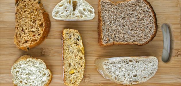 ما هي بدائل الخبز الأبيض