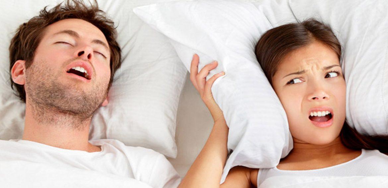 صورة أسباب الشخير أثناء النوم وعلاجه
