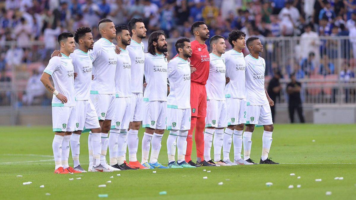 صورة النادي الأهلي السعودي قصة نجاح وتألق