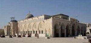 بناء المسجد الأقصى وتوالي الخلفاء