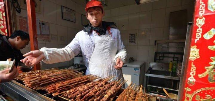 الأطعمة التي كان الصينيون يستعملونها