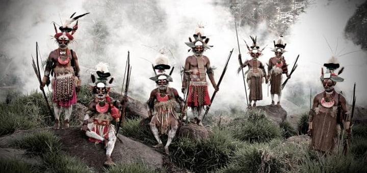 القبائل الأصلية في البرازيل