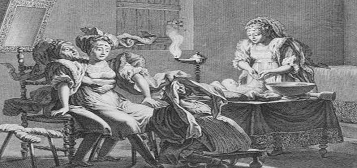 نظرية وضع الولادة لدى اجناتس سيملفيس