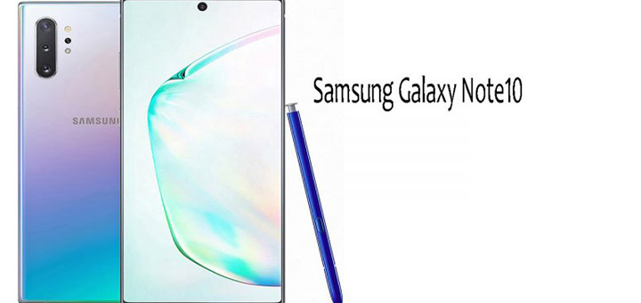 صورة Samsung Galaxy Note10+ 5G