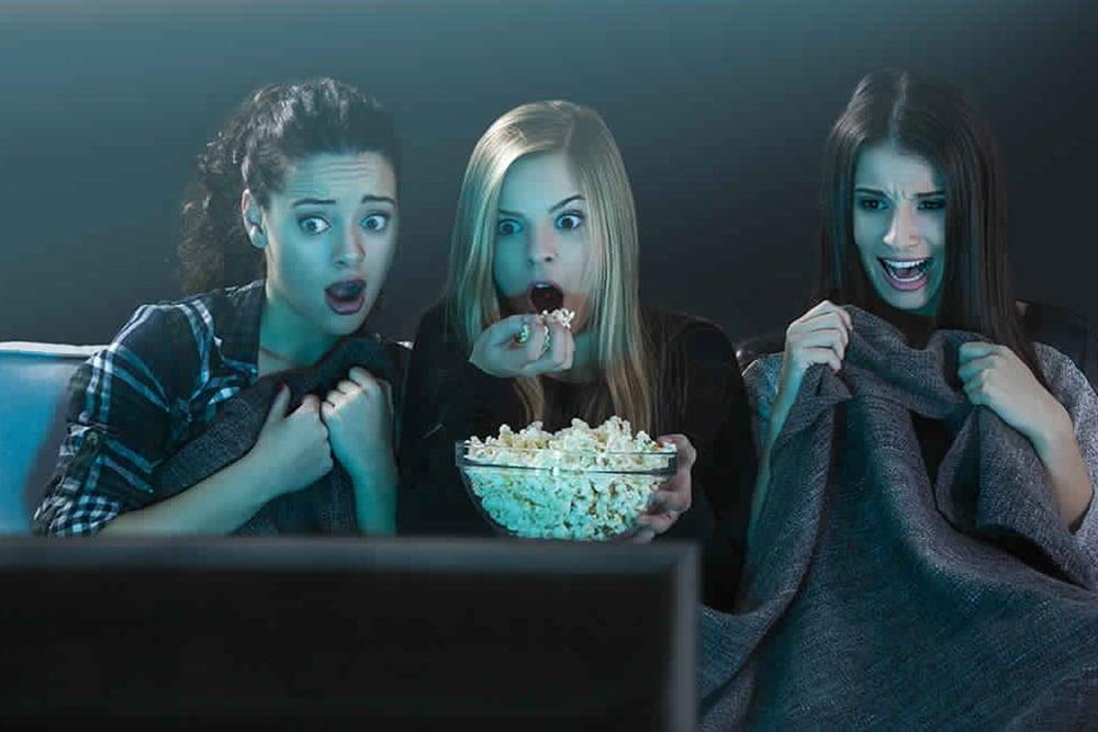 دراسات حول تأثير أفلام الرعب