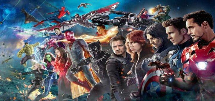 فيلم المنتقمون لعبة النهاية Avengers Endgame 2019