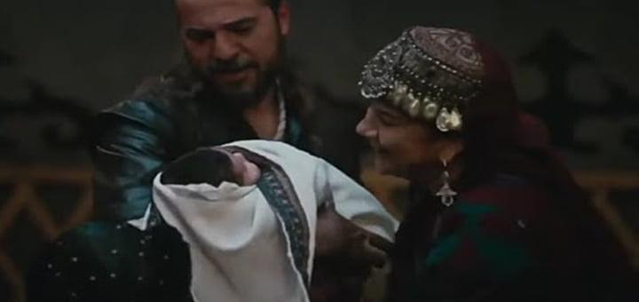 ولادة عثمان بن أرطغرل
