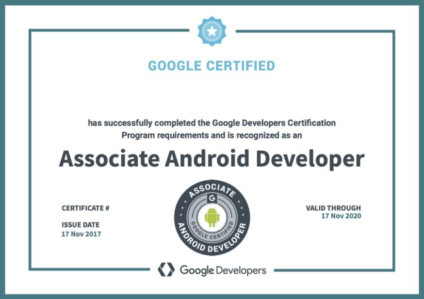 شهادة جوجل معتمدة في متخصصي الدعم الفني التكنولوجي