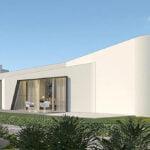 نموذج بيت المستقبل