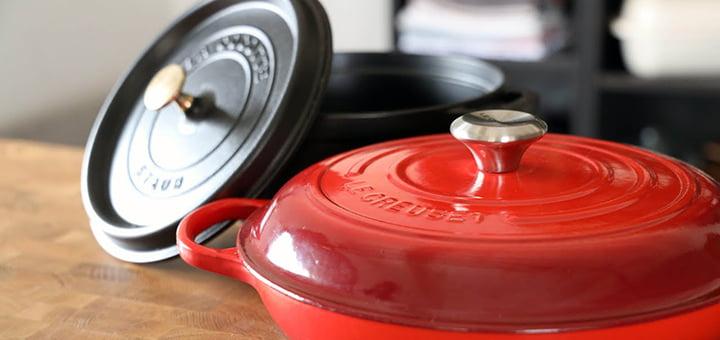 أواني الطبخ أنواعها واستخداماتها وخصائصها