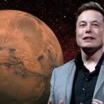 شركة سبيس إكس والعيش على المريخ