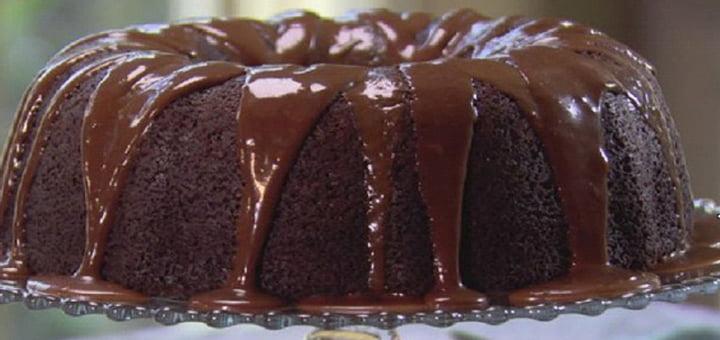 صورة طريقة تحضير كيكة الشوكولاتة