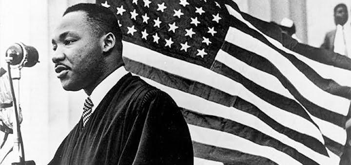 صورة مارتن لوثر كينج قتلته العنصرية فخلده التاريخ
