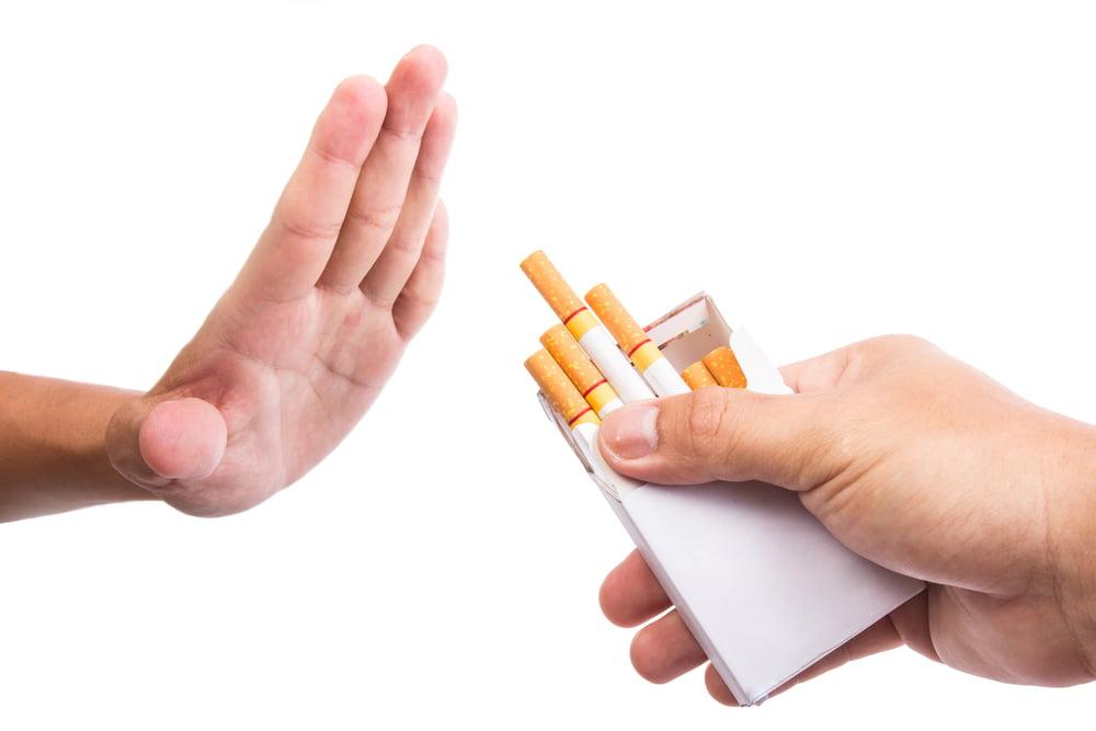 عادة التدخين ابتلاء كبقية الابتلاءات