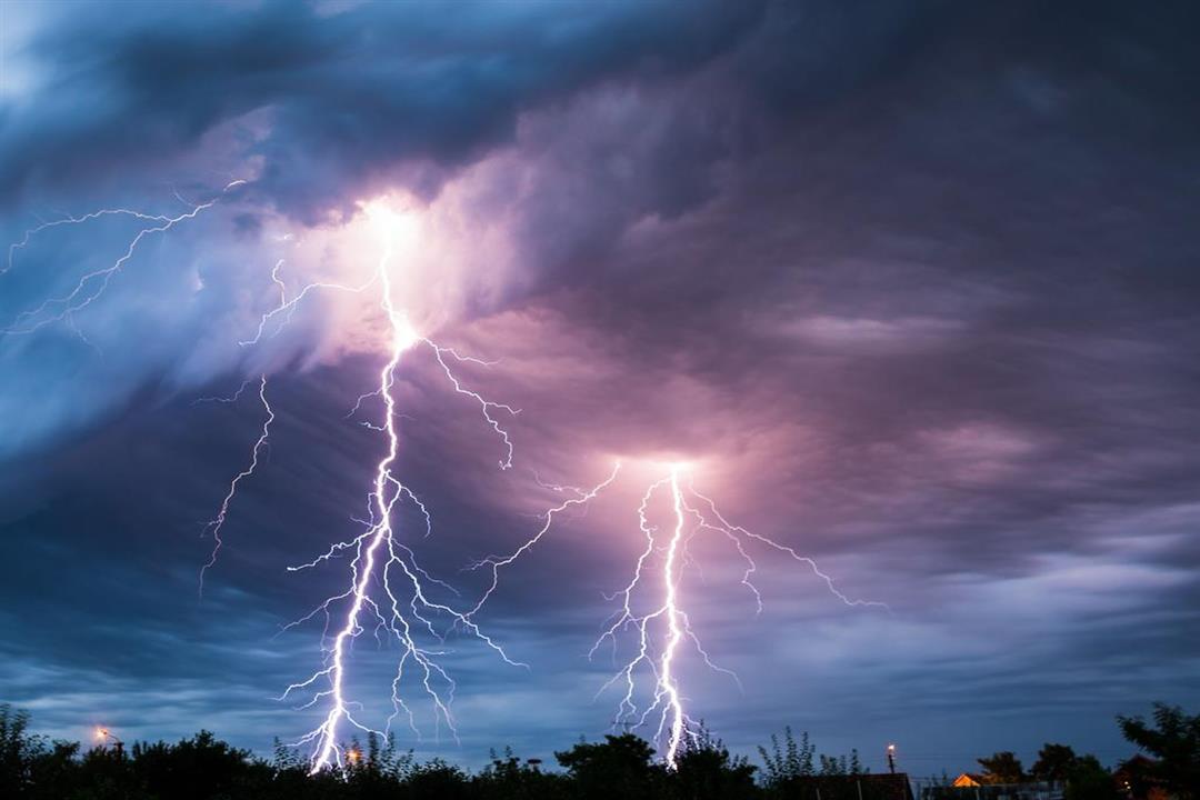 ما هي صاعقة البرق