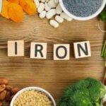 أطعمة تسبب نقص امتصاص الحديد