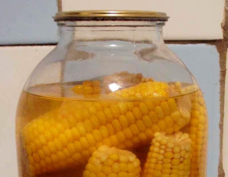 أوعية حفظ الذرة