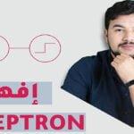 شبكة بيرسيبترون perceptron وكيف تعمل