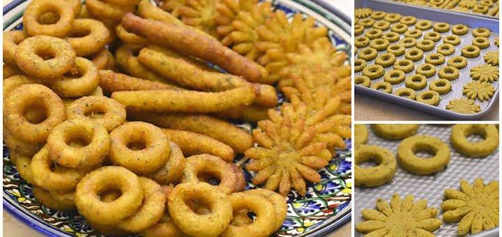 طريقة صنع البطاطا الهندية المقرمشة
