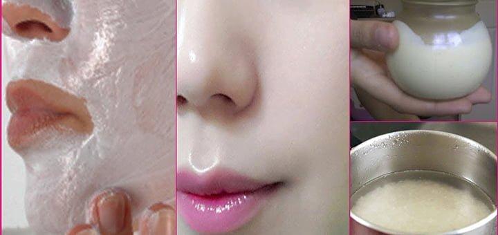 كيفية تفتيح بشرة الوجه بالنشاء
