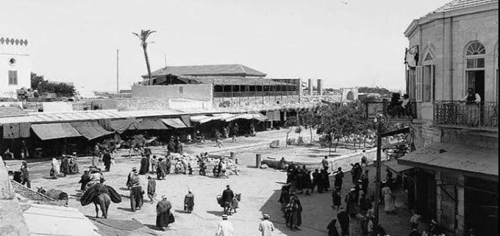 صورة كيف أصبحت مدينة يافا تدعى تل أبيب